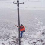 Moti i keq, probleme në furnizimin me energji elektrike në Zagorie