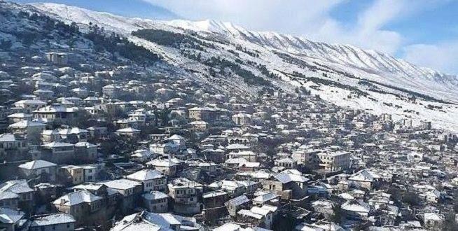 Gjirokastër, stabilizohet gjendja nga dëbora