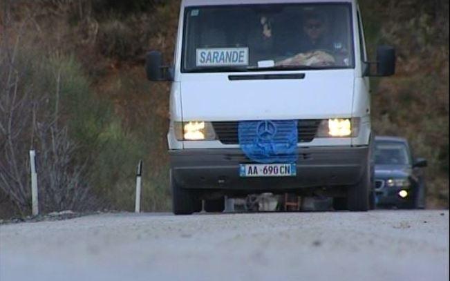 Situata në rrugë nga moti i keq, tre pika në qarkun e Gjirokastrës ku duhet të bëni kujdes