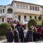 Gjirokastra nderon Musine Kokalarin (FOTO)