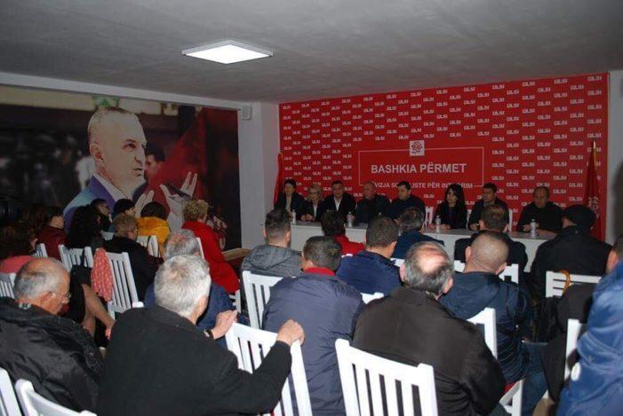 LSI në fushatë, pas Libohovës Tavo shkon në Përmet (FOTO)
