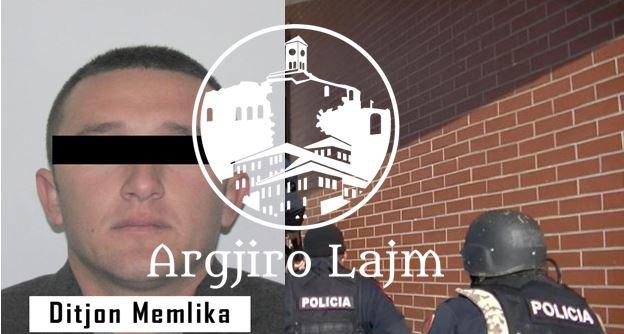 Njihuni me Ditjonin, ish-komandoja nga Tepelena i arrestuar për grabitjet e Rinasit