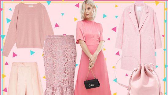 Vajza, këtë pranverë bëhuni rozë!