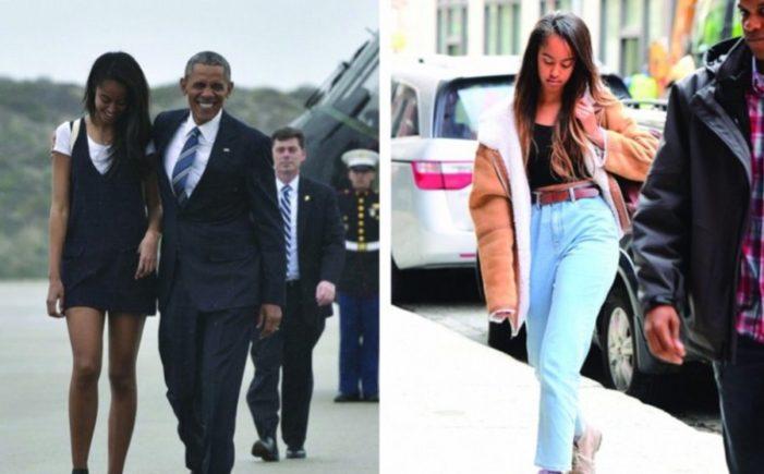 Malia Obama, shembulli më i mirë për adoleshentët