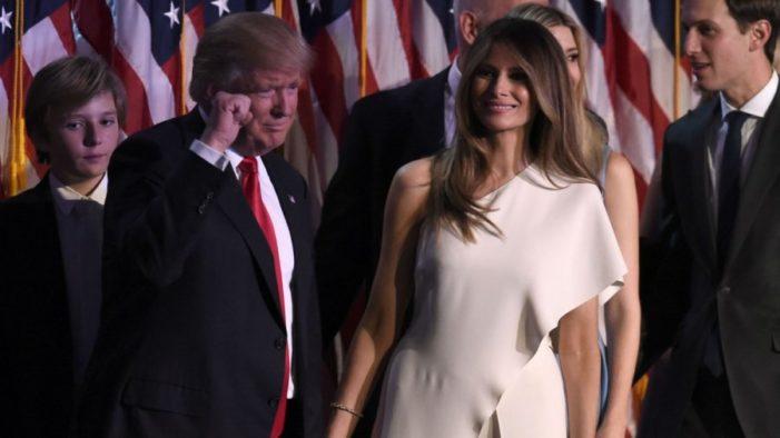 """Melania Trump e urren jetën e saj si """"Zonja e Parë""""…"""