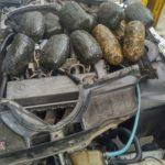 Mbushi makinën me kanabis, arrestohet 20-vjeçari nga Gjirokastra (FOTO)
