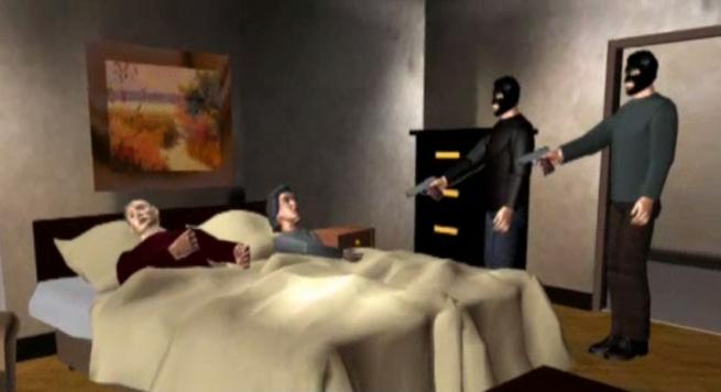 VIDEO/ Shihni skemën 3D si u vra çifti shqiptar në Athinë