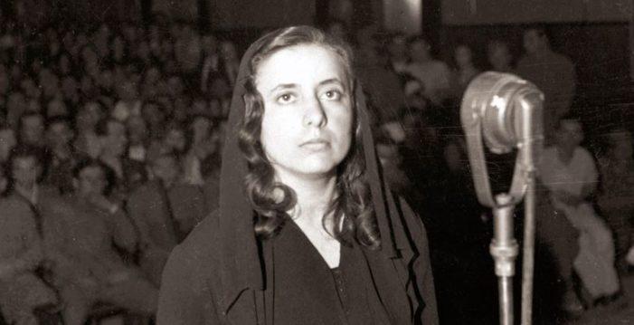 Musine Kokalari, gruaja Libër, simboli që përmes brishtësisë i qëndroi diktaturës