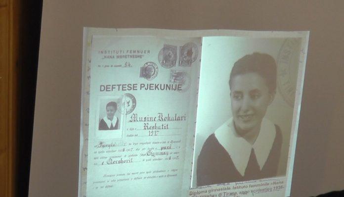 Musine Kokalari në fokusin e dy studiuesve italianë