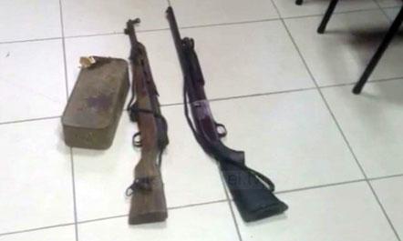 5 armë dhe mbi 6 mijë fishekë, vijon dorëzimi i armëve në Gjirokastër