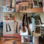 Vijon çarmatimi në Gjirokastër, dorëzohen 5 armë dhe mbi 17 mijë fishekë