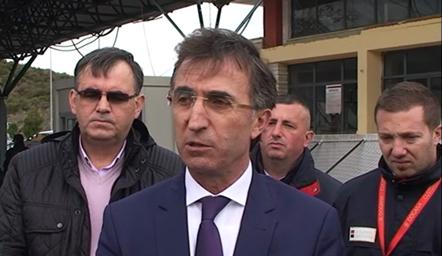 Kanabisi dhe emigrantët, krerët e policisë greke e shqiptare takohen në Kakavijë