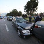 Aksident masiv në Palermo, përplasen makinat e tifozave shqiptarë (FOTO)