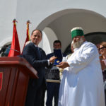 Presidenti uron Sulltan Novruzin nga Teqeja e Ali Postivanit, dekoron Baba Hekuranin (FOTO)