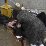 Përgjaket Londra, sulm terrorist para Parlamentit, 12 të plagosur (FOTO)