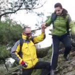 """Zamira Rami bie në grackën e """"Çmendina Dublim"""", shihni pamjet (VIDEO)"""