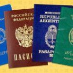 Janë vetën katër ngjyra pasaportash në botë, dhe kjo është arsyeja