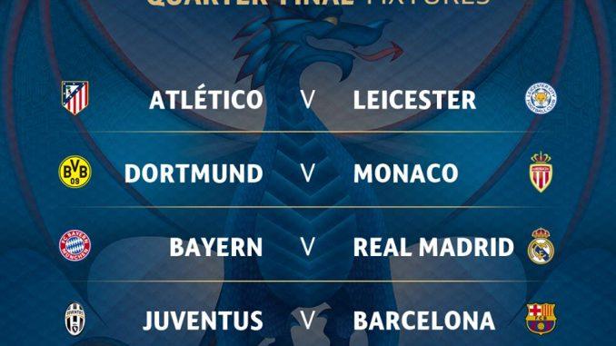Shorti i Champions, super sfida Bajern-Real dhe Juve-Barcelona