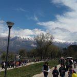 Dita e Verës në Gjirokastër, policët luajnë futboll me infermierët