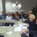 Takim me bizneset e jugut, Kumbaro: Investimet në Gjirokastër rritën numrin e turistëve, shfrytëzoni të gjithë potencialet e qarkut