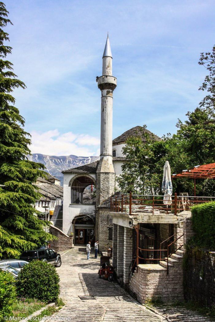 Xhamia e Pazarit në Gjirokastër