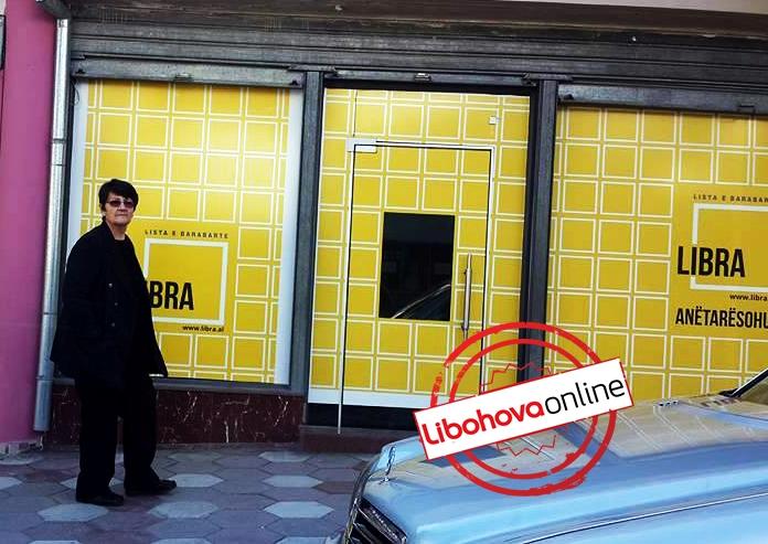 LIBRA, ja kandidatët e Ben Blushit për qarkun Gjirokastër