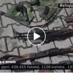 Çarmatosen shqiptarët, Gjirokastra dorëzon vetëm 56 armë