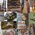 Çarmatosen gjirokastritët, dorëzohen mbi 2 mijë fishekë, granata e armë