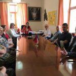 Mësuesit nga Presheva vizitojnë Gjirokastrën (FOTO)