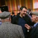"""Çuçi mbledh """"xhaketat e vjetra"""" të PS-së në Gjirokastër (VIDEO)"""