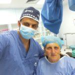 Kandidati i PS në Gjirokastër, selfie nga salla e operacionit: Pacientët janë të parët, pastaj fushata