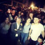 Noizy nis fushatën me Partinë Socialiste