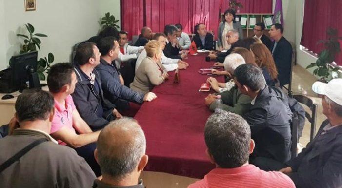 Laert Duraj vijon takimet në Memaliaj: Është nder të përfaqësoj në Kuvend komunitetin të cilit i përkas