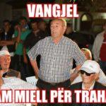 """""""Vangjel, duam miell për trahana"""", plas gallata në FB me kandidatin e LSI-së (FOTO)"""