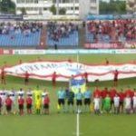 E turpshme, Shqipëria mundet nga Luksenburgu