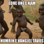 """""""Numri i Vangjel Tavos"""", plas gallata në rrjetet sociale (FOTO)"""