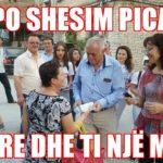 Humor i zi në rrjet, Tritan Shehu në 'shënjestër' (FOTO)