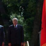 Sot 10 vjet nga vizita historike në Shqipëri e presidentit Bush