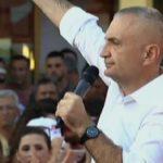 Meta humbet qetësinë para takimit në Gjirokastër: Do të armatos popullin!