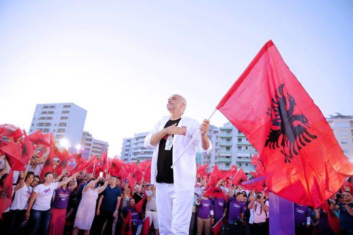 """""""Euronews"""": Edi Rama drejt fitores së zgjedhjeve, merr më shumë se 71 deputetë"""