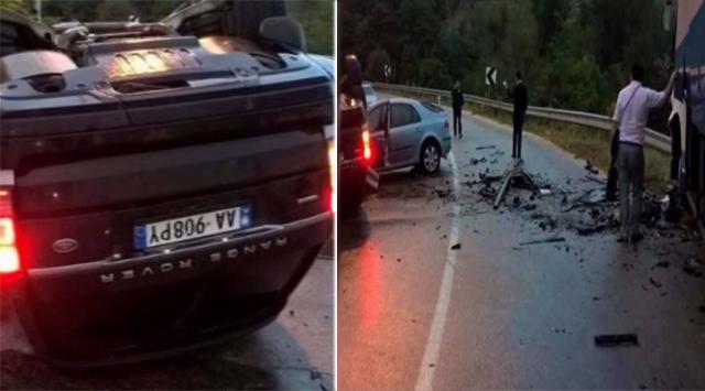 Detaje nga aksidenti i Arben Ahmetajt, udhëtonte me 3 shtetas të tjerë kur ndodhi aksidenti, ja si u përmbys makina