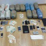 Asgjësohet rrjeti i trafikut të drogës në Athinë, arrestohen shtetas shqiptarë