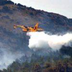Emergjenca nga zjarri, Greqia ndihmon Shqipërinë me 2 avionë