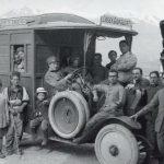 Si udhëtohej nga Erseka në Gjirokastër në vitin 1918