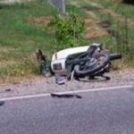 Motori del nga rruga, aksidentohet i riu nga Këlcyra