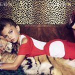 E shpallur vajza më e bukur në botë, shfaqet pas 10 vitesh (FOTO)
