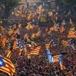 Spanja kufizon autonominё e Katalonjёs