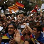 Katalonja shpall pavarësinë nga Spanja