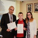Djali i kryebashkiakut shqiptar del fitues në Greqi