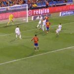 Spanja shpartallon Shqipërinë, 3 me 0 vetëm pjesa e parë (VIDEO)